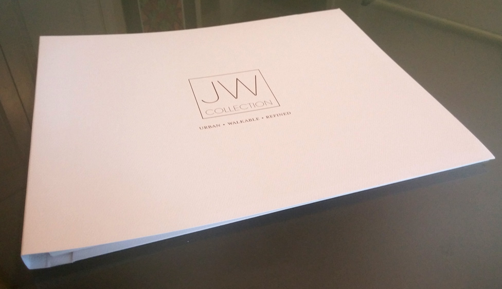 JW Collection Brand Brochure
