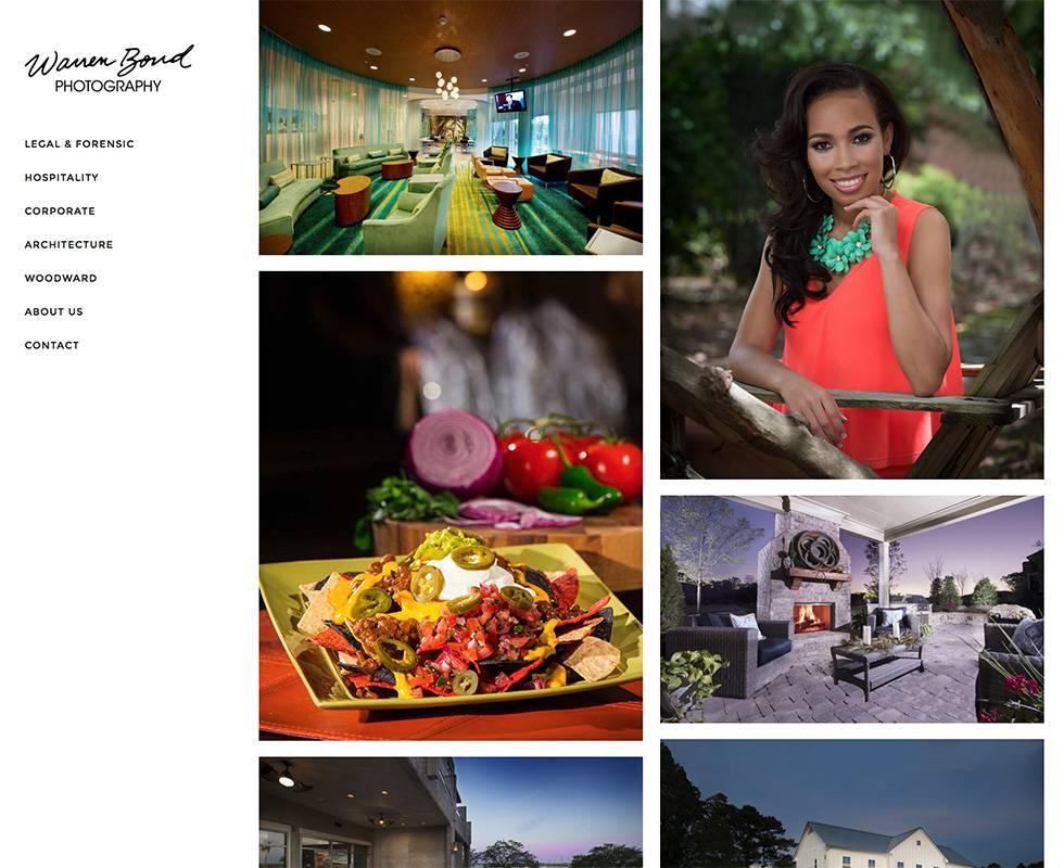 Warren Bond Photography Website:: Homepage
