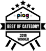 PIAG 2019 Award - Best of Category - Clementine Creative Agency