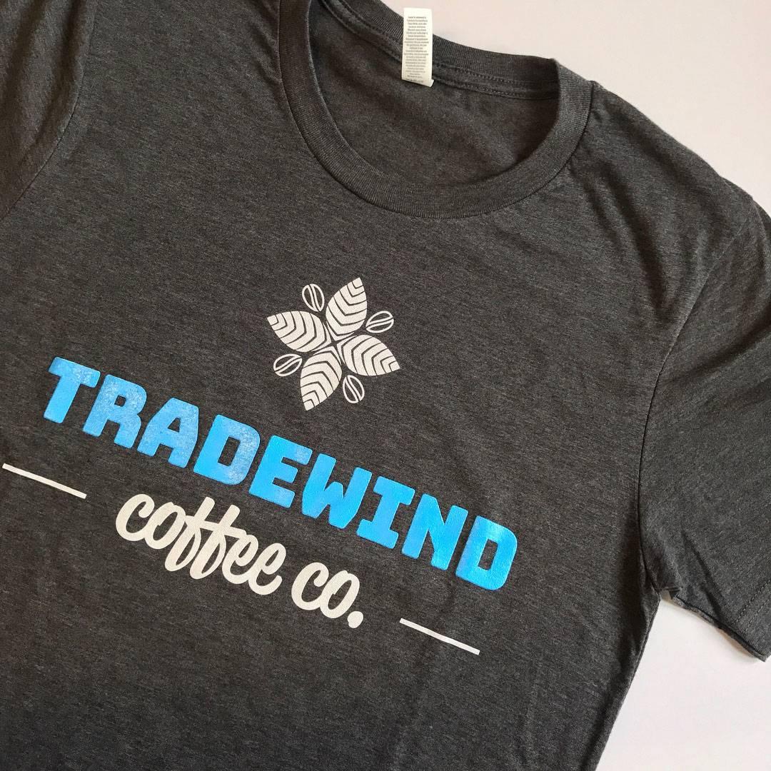Tradewind Coffee Company Retail Branding