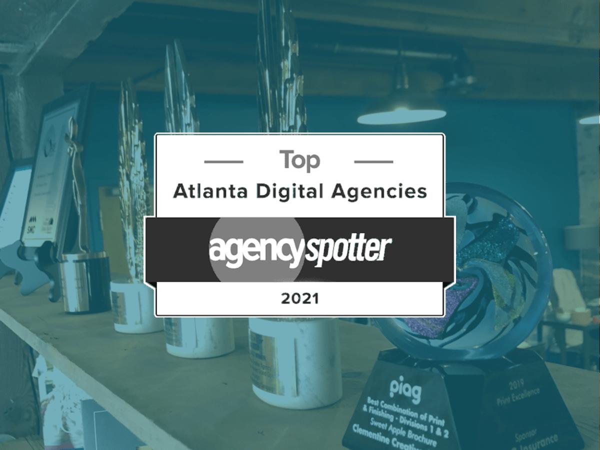 Clementine Named to Top 30 Atlanta Digital Agencies
