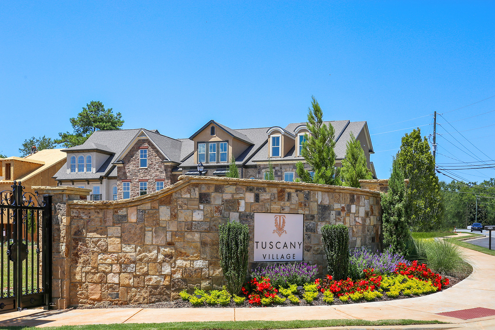 Tuscany Village | Social Media Management by Clementine Creative Agency | Woodstock, GA